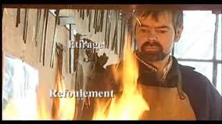Afpa découvrez un métier traditionnel : ferronnier d