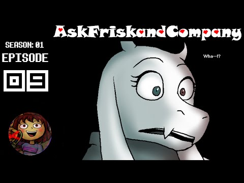 Xxx Mp4 CHARA STRIKES Ask Frisk And Company Episode 9 3gp Sex