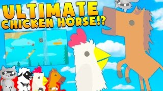 HOW TO TROLL YOUR FRIENDS- ULTIMATE CHICKEN HORSE