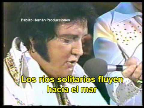 Melodia Desencadenada Elvis Presley subtitulada