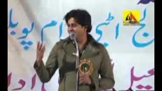 Poet Imran Pratapgarhi at Mushaira, Balrampur - 2013 'Haan main Kashmir hoon...'