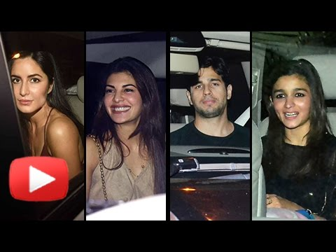 Xxx Mp4 Sidharth Malhotra Birthday Party 2017 Katrina Kaif Alia Bhatt Parineeti Chopra 3gp Sex