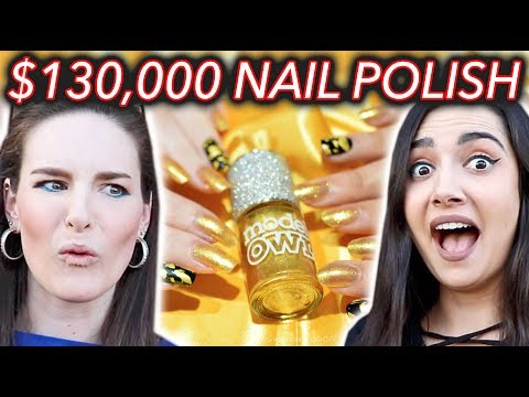 130 000 NAIL POLISH WTF ft. Safiya Nygaard