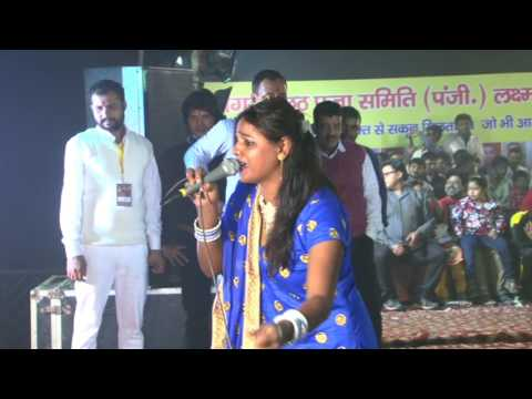 HD # भोजपुरी लाइव प्रोग्राम दिल्ली तानिया # Bhojpuri Live Progaram Delhi # Taniya # Video 2017