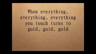 Imagine Dragons - Gold Lyrics