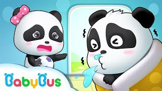 Panda Kiki Caught a Cold | Tips To Prevent A Cold | Doctor Pretend Play | Kids Good Habits | BabyBus