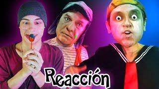 El Chavo vs Quico  - La Batalla definitiva (VÍDEO REACCIÓN)
