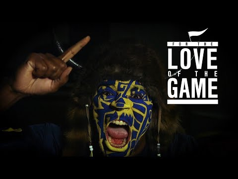 Xxx Mp4 Watch How A Michigan Football Superfan Transforms On Game Day 3gp Sex