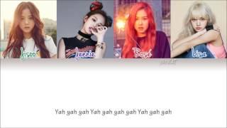 BLACKPINK – BOOMBAYAH 붐바야 Color Coded Han Rom Eng Lyrics   by Yankat