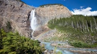 (Nature Relaxation Video) Waterfalls of the West: Inspirational Scenes of Beauty & Power  1080p HD
