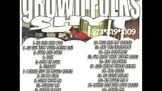 Grown Folks Shyt #1- Dj TaMeiL