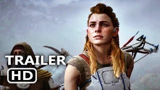 PS4 - Horizon Zero Dawn Official Story Trailer