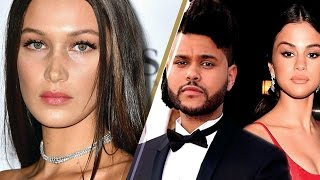 """Bella Hadid Reacts to Ex Boyfriend The Weeknd Dating Selena Gomez: """"Hurt and Pissed"""""""