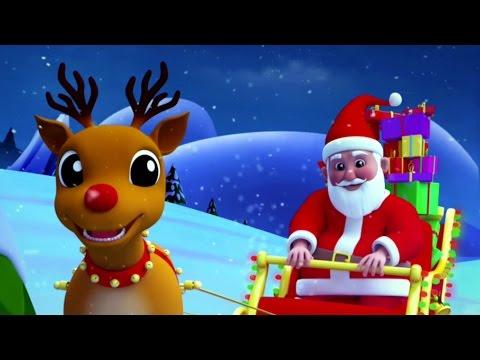 jingle Bells   Lagu Natal   lagu anak anak   Christmas Songs For Toddler   Kids Song