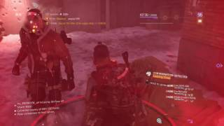 The Division the godess of life