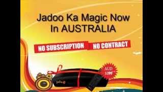 Jadoo Tv Now in Australia