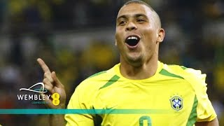 Ronaldo's All-Time Best XI | Dream Team