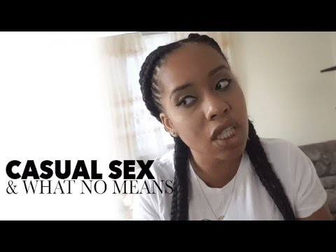 Casual Sex is Not Consenting to Rape... #SmartBrownGirl | Jouelzy