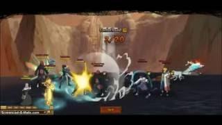 Ninja Online Indonesia Part 15 Nagato Vs minato namikaze