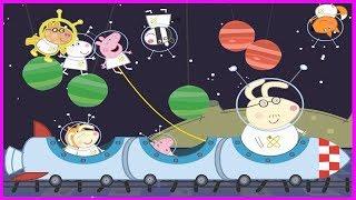 Peppa Pig Space Game - Peppa Pig Games for Kids - Peppa