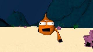 Finding Nemo In A Nutshell