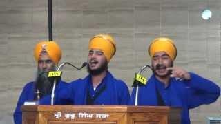 Bhai Mahal Singh Ji At Malton Guru Ghar Part 1