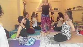 Kök Güç Uyandıran Bir Yoga Dersi Daha