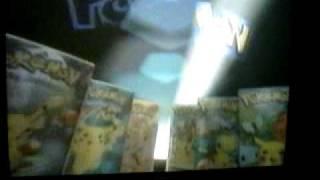 Pokemon VHS Trailer