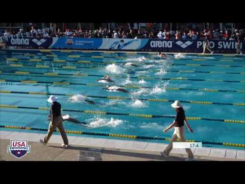 2017 arena Pro Swim Series at Mesa Men s 200m IM A Final