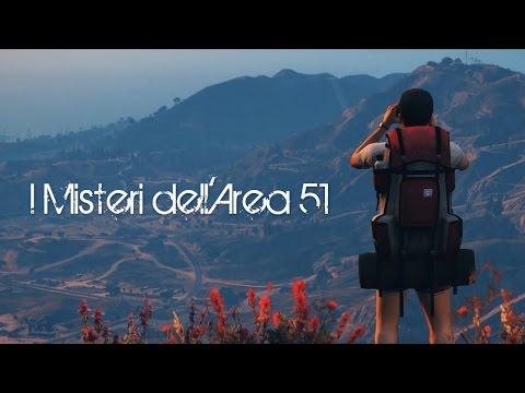 I Misteri dell Area 51 GTA V Trailer di annuncio