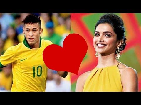 Xxx Mp4 Deepika Padukone S Special Connection With Star Footballer Neymar Jr 3gp Sex