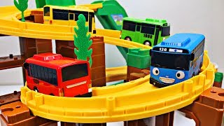 Best Toddler Learning Cars Trucks Buses Colors for Kids #1 Teaching Colours Tayo the Little Bus