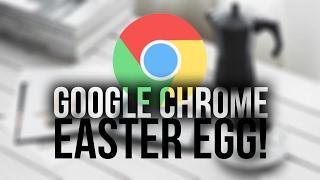 Goolge Chrome Hidden Game ( Easter Egg )