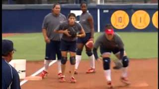 Ground Ball Work - Mike Candrea