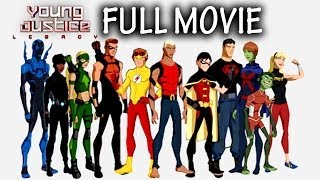 Young Justice Legacy: ALL FULL SCENES