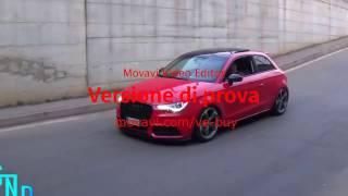 Audi A1 1.4 TFSI & Audi S1 2.0 TFSI Sound - Monza Tunnel