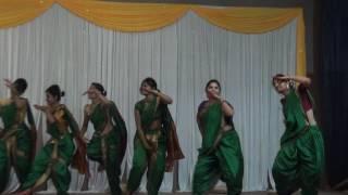 laavni choreography by AAREN SCHOOL OF ARTS