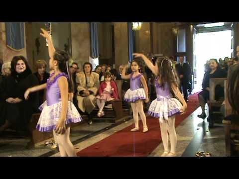 Nozze a Cana. Danza liturgica.