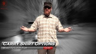 How to Choose a Shirt for Concealed Carry