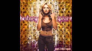 Britney Spears - Stronger - Audio