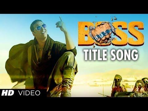 Xxx Mp4 BOSS Title Song Feat Meet Bros Anjjan Akshay Kumar Honey Singh Bollywood Movie 2013 3gp Sex