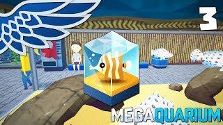 MEGAQUARIUM | Tanking Profits Part 3 - Aquarium Management Let