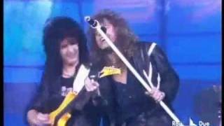 Sanremo 1987 - Europe - The Final Countdown (Non Integrale).MP4