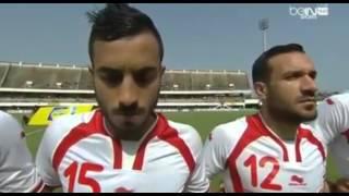 [29.03.2016] Togo vs Tunisia - national anthems
