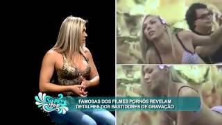 Super Pop 25/08/2014 - Atriz pornô revela que ex marido a incentivou na carreira