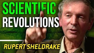 BIOLOGY IS THE SCIENCE OF DEATH - Rupert Sheldrake