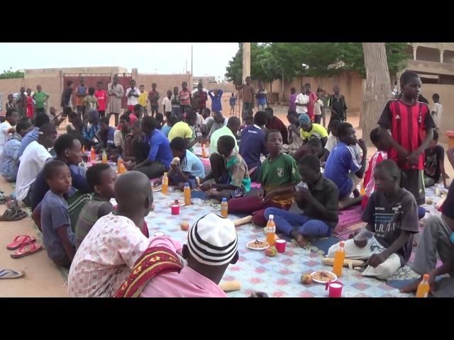 Niger: rupture collective et solidaire du jeûne