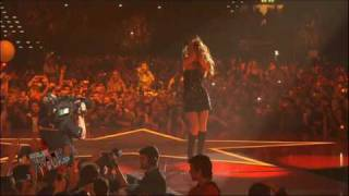 Shakira - She Wolf - Energy Stars For Free 09 (Zurich) HD