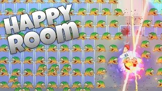 Happy Room - 200 Monsters Vs Black Hole! - Happy Room Gameplay