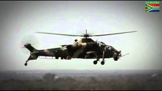 Denel AH-2 Rooivalk - South African Attack Helicopter